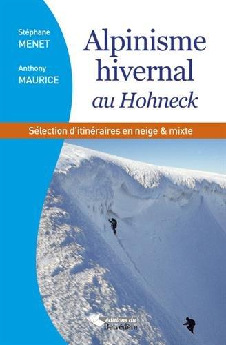 Alpinisme hivernal au Hohneck