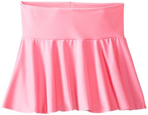Unbekannt Clementine Mädchen Mikrofaser schlupfslip Rock, Mädchen, Microfiber Pull-On, hot pink, Size 8-10 -
