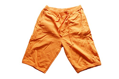 Preisvergleich Produktbild Freizeitkombi Shorts/T-Shirt orange bunt, Gr. 138 - 150 cm