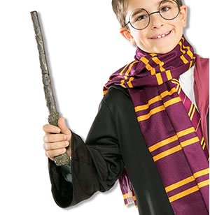Original Harry Potter Zauberstab Hexer Zauberer Gryffindor Schlange (Kinder Kostüm Voldemort)