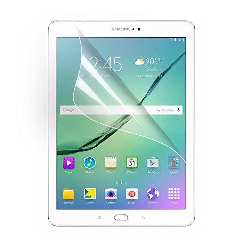 Anti Glare Screen Protector (2X Entspiegelungsfolie für Samsung Galaxy Tab 2 T710 mit 8 Zoll Displayschutz Folie matt Anti-Reflex Anti-Fingerprint 2 in 1)