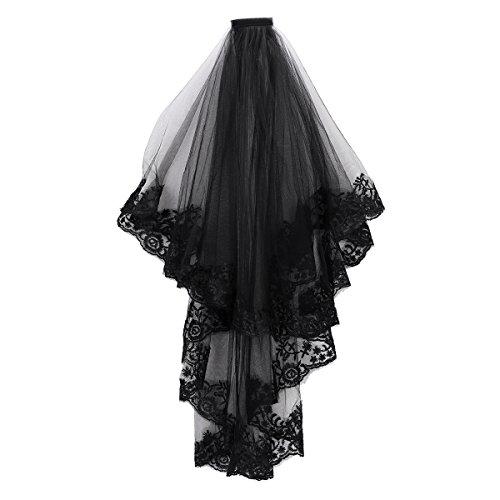 Gothic Braut Kostüm Adult - PANAMA JACK Boots C4 Brown Barkley, Schwarz, Einheitsgröße