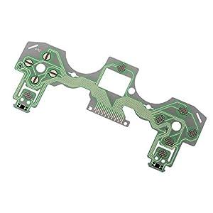Timorn Ersatz Flexband Leiterplatte für PS4 Playstation 4 Controller Leitfähige Folie