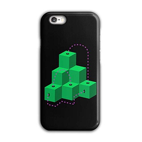 Würfel Modisch Drucken Mode geometrisch iPhone 6 / 6S Hülle | Wellcoda