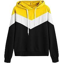 24edf455963 Amazon.fr   sweat adidas femme - Jaune