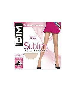 Dim Sublim Voile Brillant - Collants - 15 deniers - Lot de 2 - Femme