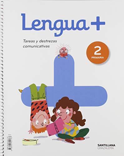 LENGUA+ TAREAS Y DESTREZAS COMUNICATIVAS 2 PRIMARIA