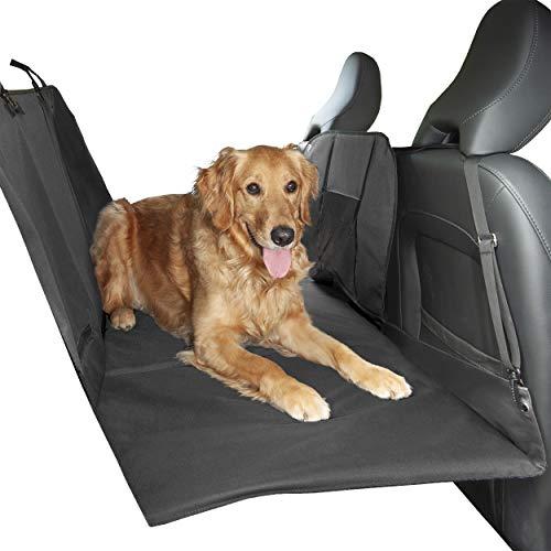 Grau Harte Böden (FurHaven Autositzschutz für Haustiere, mit hartem Boden, Grau)