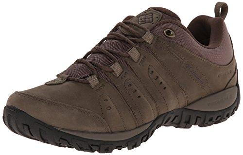 Columbia Herren Woodburn Plus Waterproof Braun (Major, Krapp Brown 245Major, Brown Krapp 245)