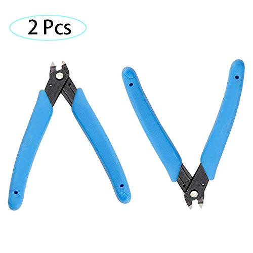Amazon.de - Mini Diagonal wire Cutter Pliers