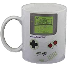 Nintendo - Tazza che cambia colore Game Boy Super Mario, 300 ml