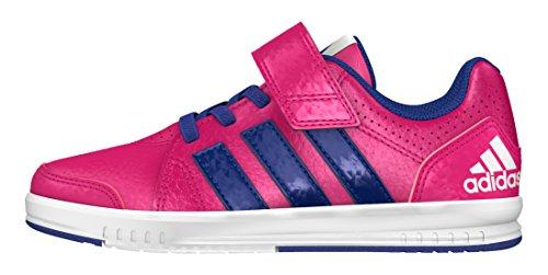adidas - Lk Trainer 7 El K, Scarpe sportive Bambino Rosa (Rosa (Rosfue / Tinuni / Ftwbla))