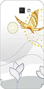 Go Hooked Designer Samsung Galaxy On Nxt Designer Back Cover | Samsung Galaxy On Nxt Printed Back Cover | Printed Soft Silicone Back Cover for Samsung Galaxy On Nxt