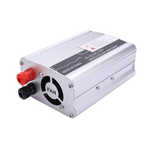 TOPmountain - 3000W Peak Power Inverter für Auto, DC 12V zu 110V AC Konverter für Telefon-Haushaltsgeräte 110v Ac Power Inverter