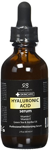 Radha Beauty Hyaluronic Acid Serum For Face & Skin