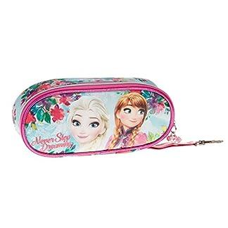 Frozen – Frozen – Estuche portatodo Plano (Karactermanía KM-32365) (Karactermanía 32365)