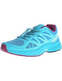 Salomon L37953900, Zapatillas de Trail Running para Mujer