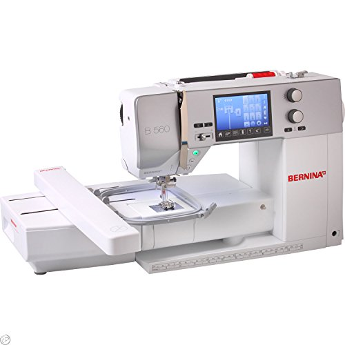 Bernina B 560 mit Stickmodul
