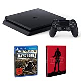 PlayStation 4 - Konsole (1TB, schwarz) + Days Gone - Standard Edition inkl. Steelbook (Amazon exclusive) - [PlayStation 4]