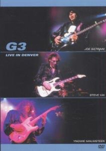 Concert G3 Live In (G3 - Live in Denver)