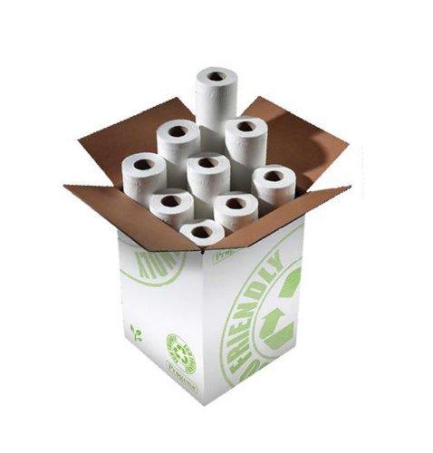 Liegenauflage / Schutzlaken, Weiß, 50,8cm, Rolle, 40m, 9 Stück