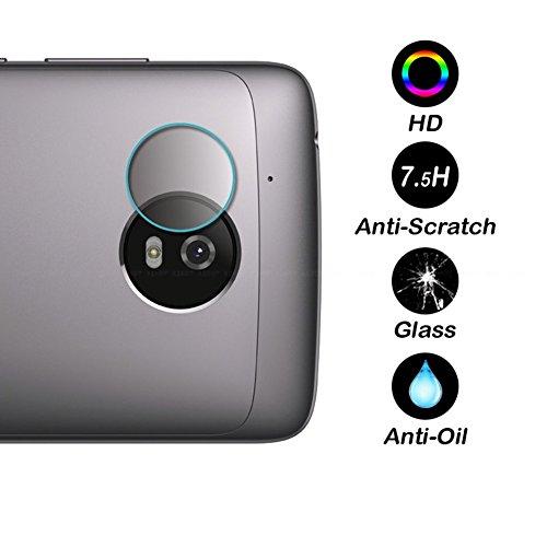 Distinct® 4 stücke 7.5H Weiche Gehärtetem Glas Rückfahrkamera Objektiv Schutzfolie für Motorola Moto Z2 - Kunden-service-telefon-nummer