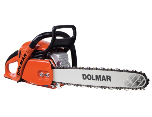 "DOLMAR PS-500 C - motosierras a gasolina (76,2 / 8 mm (3 / 8""), Negro, Naranja, Acero inoxidable)"
