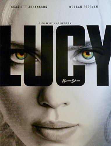 Preisvergleich Produktbild [Film Pamphlet] LUCY / Lucy Regisseur Luc Besson werfen Scarlett Johansson,  Morgan Freeman