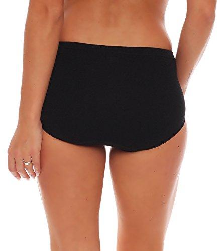 3er Pack Damen Slips ohne Seitennähte (Schlüpfer, Unterhose) Nr. 408 - 3