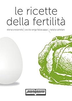 Le ricette della fertilità (saperi e sapori) di [Elena Crestanello, Cecilia Verga Falzacappa, Natalia Cattelani]