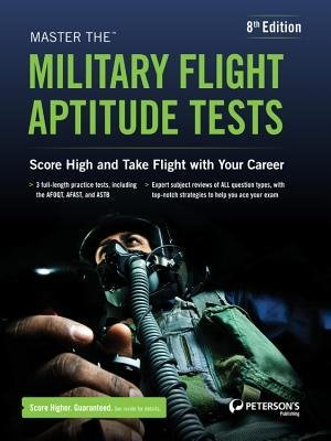 [ { Master the Military Flight Aptitude Tests } ] BY ( Author ) Jun-2012 [ Paperback ]