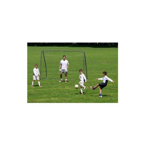 Hudora 76096 Mega Goal - Portería de fútbol