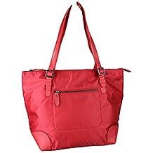 09aaa383e468d TCM Tchibo Henkeltasche Handtasche Tasche Shopper koralle