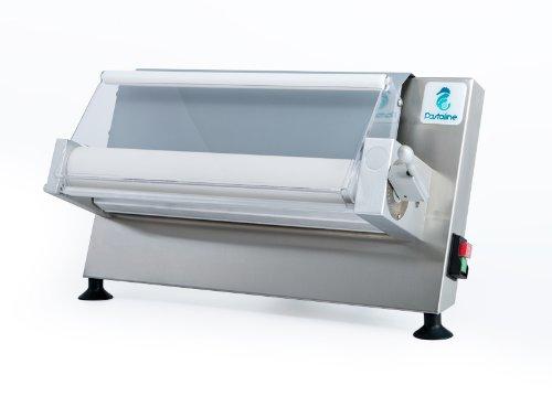 Maxy Sfogly Ausrollmaschine von VELMA S.r.l. Pastaline – Diese Teigausrollmaschinen sind ideal für die Verarbeitung von zuckerhaltigem Teig, Modellierschokolade und Marzipan, jedoch auch für Blätter- und Mürbeteig - 2 Jahre Garantie
