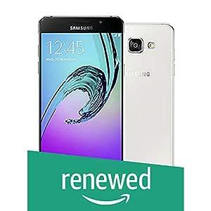 (Renewed) Samsung Galaxy A5 2016 SM-A510FZWFINS (White, 16GB)