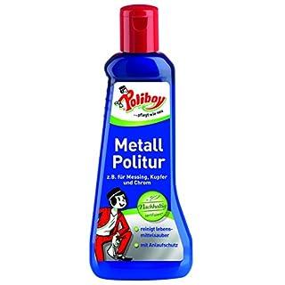 Poliboy - Metall Politur - 200 ml - Reinigung und Pflege von Metallen