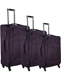3ce80686e33 Amazon.in  Nylon - Suitcases   Trolley Bags   Luggage  Bags, Wallets ...