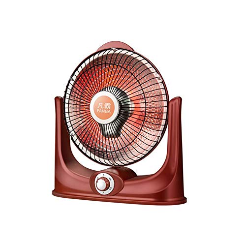 CJC Elektroheizkörper Aufrecht Ventilator 180 ° Oszillierend Quarz Tube Heizung Tragbar Persönlich Warm Desktop 2 Hitze Einstellungen