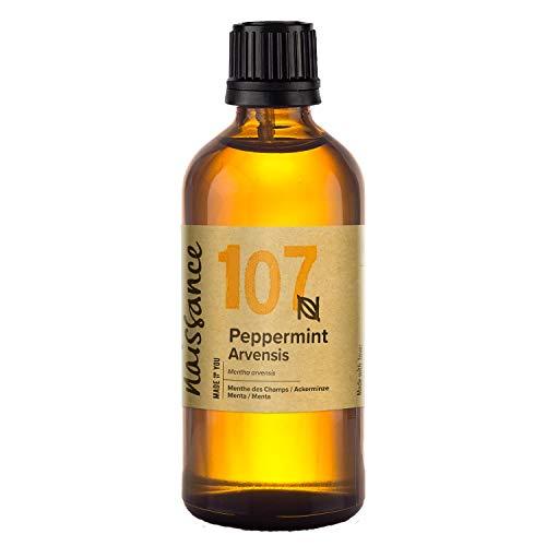 Aceite esencial de menta 100 ml
