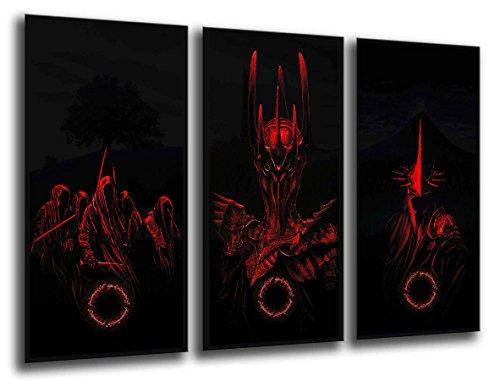 Cuadros Camara Fotográfico El señor Anillos, Sauron