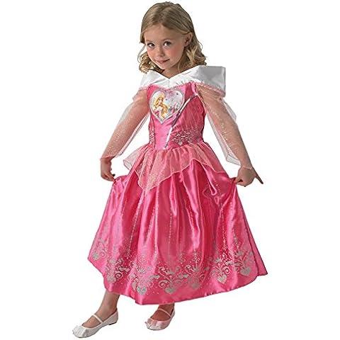 Disney Princess - Disfraz La bella durmiente para niña a partir de 5 años (Rubies 610277M)