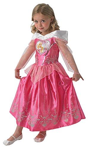 Rubie's IT610277-S -Costume per Bambini Sleeping Beauty Love Heart , S