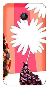 TrilMil Printed Designer Mobile Case Back Cover For Nokia Lumia 630