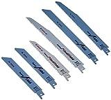 Bosch Pro 6tlg. Säbelsägeblatt-Set zum Sägen in Holz und Metall