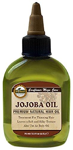 Difeel Premium Natural Jojoba Hair Oil