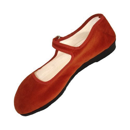 Chaussures De Velours Chine