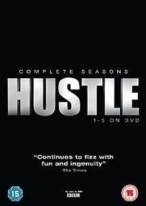 Hustle - Series 1-5 [UK Import]
