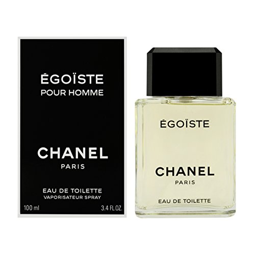 Chanel Égoiste Eau de Toilette Spray, 100 ml
