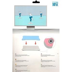 Wii Fit – Silikon Schutzhülle (farbig sortiert, Farbauswahl nicht möglich, 1 Stück)