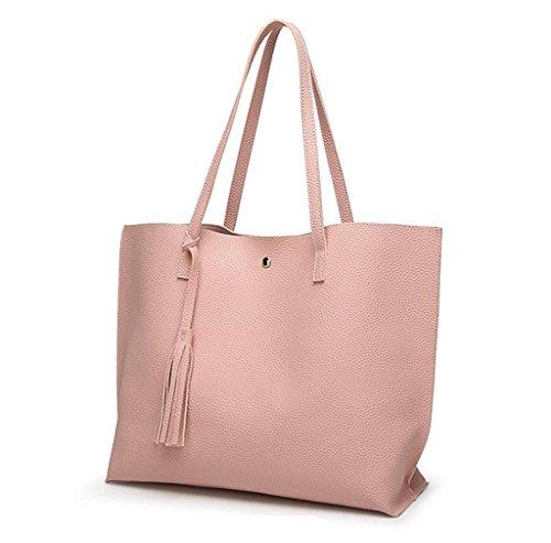 Tefamore - Sacchetto donna da donna Pink